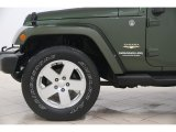 Jeep Wrangler Unlimited 2008 Wheels and Tires