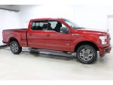 2016 Ruby Red Ford F150 XLT SuperCrew 4x4 #110838975