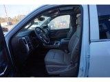 2016 Chevrolet Silverado 1500 LTZ Crew Cab 4x4 Cocoa/Dune Interior