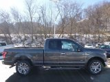 2016 Magnetic Ford F150 XLT SuperCab 4x4 #110872936