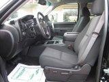 2013 GMC Sierra 2500HD Interiors