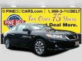 2014 Crystal Black Pearl Honda Accord EX Coupe #110872820