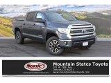 2016 Magnetic Gray Metallic Toyota Tundra SR5 CrewMax 4x4 #110911347