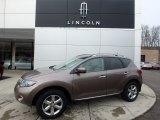 2010 Tinted Bronze Metallic Nissan Murano SL AWD #110911530