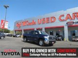 2014 Blue Ribbon Metallic Toyota Tundra SR5 Double Cab #110944024