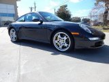2007 Midnight Blue Metallic Porsche 911 Carrera S Coupe #110963009