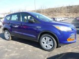 2016 Deep Impact Blue Metallic Ford Escape S #110971113