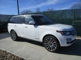 2016 Fuji White Land Rover Range Rover Supercharged #110971281