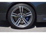 BMW M4 2015 Wheels and Tires