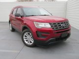 2016 Ruby Red Metallic Tri-Coat Ford Explorer FWD #110971166