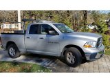 2012 Bright Silver Metallic Dodge Ram 1500 SLT Quad Cab 4x4 #110971019