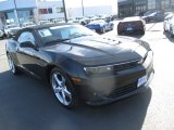 2015 Black Chevrolet Camaro SS/RS Convertible #110971227