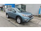 2016 Mountain Air Metallic Honda CR-V EX AWD #110988319