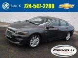 2016 Nightfall Gray Metallic Chevrolet Malibu LT #110988440