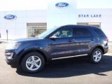 2016 Blue Jeans Metallic Ford Explorer XLT 4WD #110988510