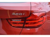 BMW 3 Series 2016 Badges and Logos
