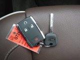 2016 Chevrolet Silverado 1500 High Country Crew Cab 4x4 Keys