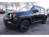 2016 Black Jeep Renegade Sport #111010427