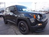 2016 Jeep Renegade Sport Data, Info and Specs