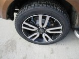Land Rover LR4 Wheels and Tires