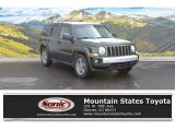 2007 Jeep Green Metallic Jeep Patriot Limited 4x4 #111010276