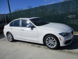 2016 Alpine White BMW 3 Series 320i xDrive Sedan #111010608