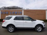 2016 Oxford White Ford Explorer XLT 4WD #111010407