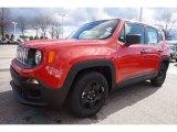 2016 Colorado Red Jeep Renegade Sport #111010428