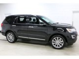 2016 Shadow Black Ford Explorer Limited 4WD #111010192
