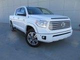 2016 Super White Toyota Tundra Platinum CrewMax #111034530