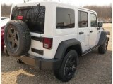 2016 Bright White Jeep Wrangler Unlimited Sport 4x4 #111034633