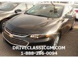 2016 Mosaic Black Metallic Chevrolet Malibu LT #111034624