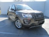 2016 Caribou Metallic Ford Explorer XLT #111034524