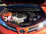 2016 Toyota RAV4 Engines