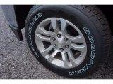 2016 Chevrolet Silverado 1500 LT Crew Cab Wheel