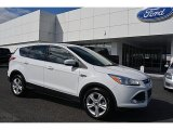 2016 Oxford White Ford Escape SE #111066302