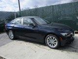 2016 Mediterranean Blue Metallic BMW 3 Series 320i xDrive Sedan #111066550
