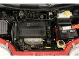 Chevrolet Aveo Engines