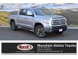 2016 Silver Sky Metallic Toyota Tundra Limited CrewMax 4x4 #111065948