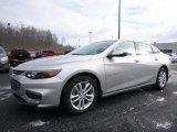 2016 Chevrolet Malibu LT Data, Info and Specs