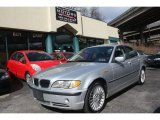 2003 Titanium Silver Metallic BMW 3 Series 330xi Sedan #111065916