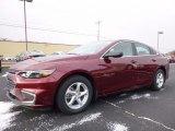 2016 Butte Red Metallic Chevrolet Malibu LS #111066357