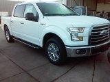 2016 Oxford White Ford F150 XLT SuperCrew #111066059