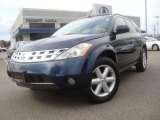 Midnight Blue Pearl Nissan Murano in 2003