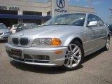 2003 Titanium Silver Metallic BMW 3 Series 330i Coupe #11092968