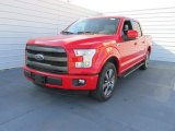 2016 Ford F150 Lariat SuperCrew Data, Info and Specs
