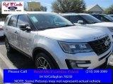 2016 Ingot Silver Metallic Ford Explorer Sport 4WD #111105748