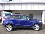2016 Deep Impact Blue Metallic Ford Escape SE 4WD #111105804