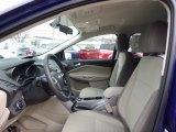 2016 Ford Escape SE 4WD Medium Light Stone Interior