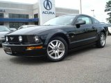2006 Black Ford Mustang GT Premium Coupe #11092952